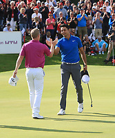 Julian Suri (USA) wins the Made in Denmark at Himmerland Golf &amp; Spa Resort, Farso, Denmark. 27/08/2017<br /> Picture: Golffile | Thos Caffrey<br /> <br /> All photo usage must carry mandatory copyright credit     (&copy; Golffile | Thos Caffrey)