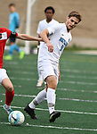 9-19-17, Skyline High School vs Bedford High School boy's varsity soccer