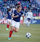 Rachel Corsie, Scotland women