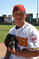 July 13, 2003:  Jeremy Palki of the Rochester Red Wings during a game at Frontier Field in Rochester, New York.  Photo by:  Mike Janes/Four Seam Images