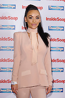 Chelsee Healey<br /> at the Inside Soap Awards 2016 held at the Hippodrome Leicester Square, London.<br /> <br /> <br /> ©Ash Knotek  D3157  03/10/2016