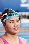 Yiqiong Zhang, AON Swimming New Zealand National Age Group Swimming Championships, National Aquatic Centre, Auckland, New Zealand, Saturday 21 April 2018. Photo: David Rowland/www.bwmedia.co.nz