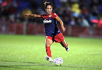 Boyds, MD - Friday Sept. 30, 2016: Caprice Dydasco during a National Women's Soccer League (NWSL) semi-finals match between the Washington Spirit and the Chicago Red Stars at Maureen Hendricks Field, Maryland SoccerPlex. The Washington Spirit won 2-1 in overtime.