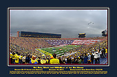 Michigan 45-17 Victory over Nebraska<br />