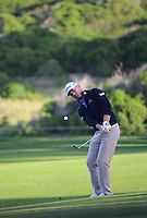 160211 Rookie Bronson Burgoon during Thursday's First Round at The AT&T National Pro Am at The Pebble Beach Golf Links in Carmel, California. (photo credit : kenneth e. dennis/kendennisphoto.com)