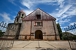 The San Antonio de Padua Church, built in 1857, in the town of Lazi on the island of Siquijor, Philippines.
