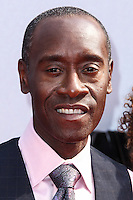 LOS ANGELES, CA - JUNE 30: Don Cheadle attends the 2013 BET Awards at Nokia Theatre L.A. Live on June 30, 2013 in Los Angeles, California. (Photo by Celebrity Monitor)