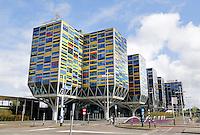 Nederland Leiden. Kantoor van Achmea. Foto Berlinda van Dam / Hollandse hoogte