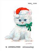 GIORDANO, CHRISTMAS ANIMALS, WEIHNACHTEN TIERE, NAVIDAD ANIMALES, paintings+++++,USGI2199,#XA#