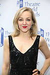 Geneva Carr attends the 73rd Annual Theatre World Awards at The Imperial Theatre on June 5, 2017 in New York City.