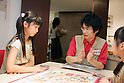 "KIDZANIA TOKYO, ""Edutainment City"",.July 2007, Japan...Mika Oitsuki"