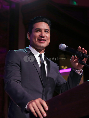 LOS ANGELES, CA - NOVEMBER 9: Mario Lopez, at the 2nd Annual Vanderpump Dog Foundation Gala at the Taglyan Cultural Complex in Los Angeles, California on November 9, 2017. Credit: November 9, 2017. Credit: Faye Sadou/MediaPunch
