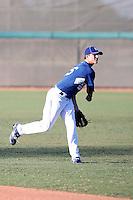 Ralston Cash - AZL Dodgers - 2010 Arizona League. Photo by:  Bill Mitchell/Four Seam Images..