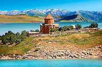 10th century Armenian Orthodox Cathedral of the Holy Cross on Akdamar Island, Lake Van Turkey 85