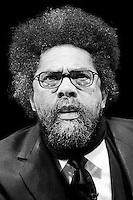 Portrait of Dr. Cornell West