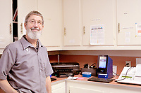 RACHEL DICKERSON/MCDONALD COUNTY PRESS Dr. Rick Wooden of Anderson Animal Hospital has been practicing veterinary medicine for more than 40 years.