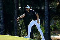 Bernd Wiesberger (AUT) in action during the second round of the Turkish Airlines Open, Montgomerie Maxx Royal Golf Club, Belek, Turkey. 08/11/2019<br /> Picture: Golffile | Phil INGLIS<br /> <br /> <br /> All photo usage must carry mandatory copyright credit (© Golffile | Phil INGLIS)