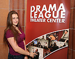 Leah Lane attends the Central Academy of Drama: Professors Visit The Drama League on September 22, 2017 at the Drama League Center  in New York City.