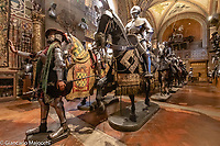 Italy, Florence Museo Stibbert