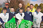 Preparations are underway for the annual Kilcummin clean-up next month as part of National Spring clean-up. .Back L-R Timmy Doolin, Manager of Kilcummin Rural Development John Moriarty and Tom O'Shea .Front L-R Fergal O'Donovan, Chris Keane, Eoin Daly, Kevin Healy and Oscar O'Connor