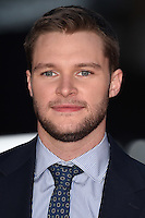 "Jack Reynor<br /> at the London Film Festival 2016 premiere of ""Free Fire at the Odeon Leicester Square, London.<br /> <br /> <br /> ©Ash Knotek  D3182  16/10/2016"