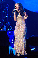Rebecca Ferguson plays a headline gig at the SECC in Glasgow on Wednesday 22nd February 2012... .Pictures:© Peter Kaminski/Universal News and Sport (Europe)2012