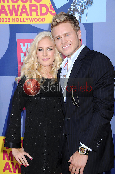 Heidi Montag and Spencer Pratt <br />