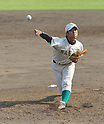 Yusuke Nanahara (Nagoya),<br /> JUNE 20, 2014 - Baseball :<br /> Intrasquad game during the Japan National University Team Selection Camp at Batting Palace Soseki Stadium Hiratsuka in Kanagawa, Japan. (Photo by BFP/AFLO)