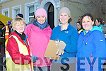 Madeline Kelly, Lisa O'Donoghue, Margaret Morissey, and Amanda O'Briedn Killarney who took part in the Operation Transformation walk in Killarney on Saturday..