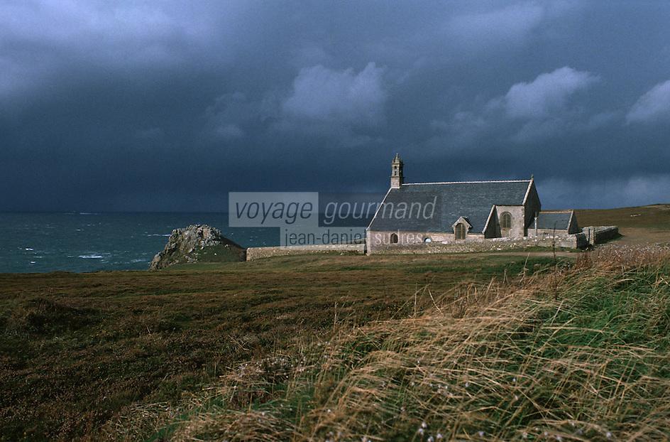 Europe/France/Bretagne/29/Finistère/Pointe de Van: Chapelle Saint They (XVème siècle)