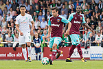 29.07.2017, Heinz-Dettmer-Stadion, Lohne, GER, FSP, SV Werder Bremen vs West Ham United<br /> <br /> im Bild<br /> Josh Cullen (West Ham #33), <br /> <br /> Foto © nordphoto / Ewert