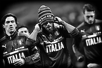 Daniele De Rossi Italia <br /> Milano 15-11-2016  Stadio San Siro Italia - Germania / Italy - Germany Friendly match <br /> Foto Andrea Staccioli / Insidefoto