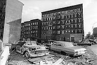 Manhattan, New York City, NY. October, 1975.<br />