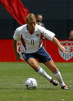 Clint Mathis,Uruguay vs USA, 2002.