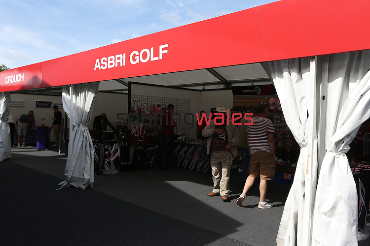ISPS Handa Wales Open 2013<br /> Celtic Manor Resort<br /> Tented Village<br /> 01.09.13<br /> <br /> &copy;Steve Pope-Sportingwales