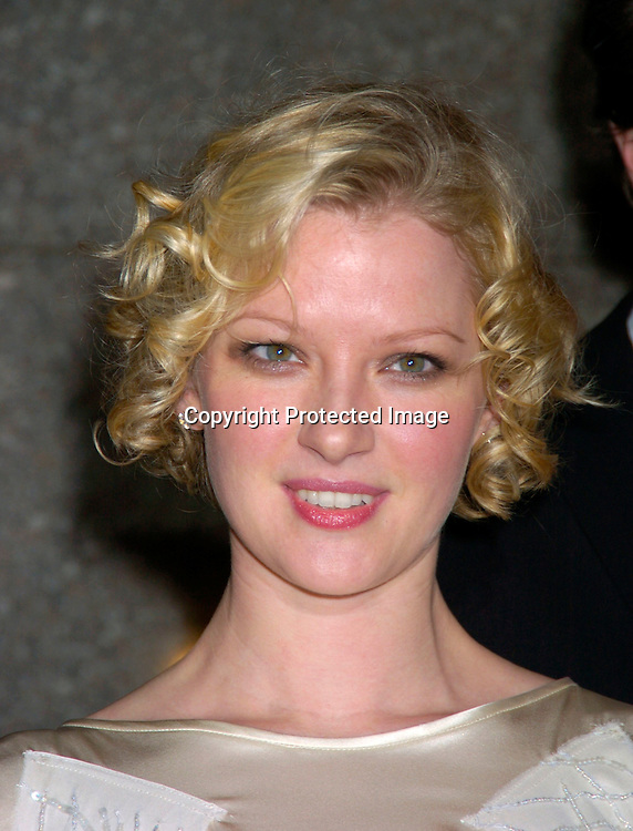 "Gretchen Mol ..at the World Premierer of the fifth season of the HBO series ..""The Sopranos"" on March 2, 2004 at Radio City Music Hall.  Photo by Robin Platzer, Twin Images"