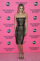 NEW YORK, NY - DECEMBER 02: Megan Williams  attends the Victoria's Secret Viewing Party at Spring Studios on December 2, 2018 in New York City. <br /> CAP/MPI/JP<br /> &copy;JP/MPI/Capital Pictures