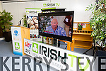 Irish TV  official launch of the Munster Regional Office  at the HCT Building IT Tralee North Campus on Monday.