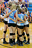 St. Joe Varsity Volleyball 09/30/10