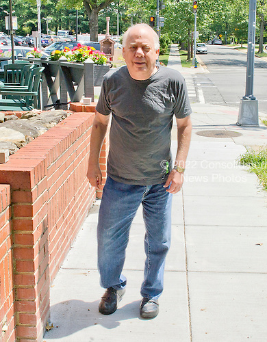 Jeffrey N. Gildenhorn, owner of the American City Diner, 5532 Connecticut Ave, NW; in Washington, DC on Tuesday, August 11, 2015.<br /> Credit: Ron Sachs / CNP<br /> (RESTRICTION: NO New York or New Jersey Newspapers or newspapers within a 75 mile radius of New York City)