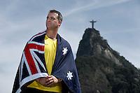 Australian Flag Bearer