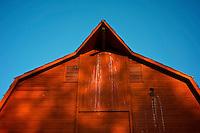 Red Barn at Annand / Rowlatt Farmstead Campbell Valley Park