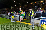 Jonathan Lyne Kerry in action against  Dublin in the National League in Austin Stack park on Saturday night.