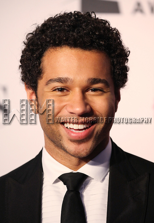 Corbin Bleu pictured at the 66th Annual Tony Awards held at The Beacon Theatre in New York City , New York on June 10, 2012. © Walter McBride / WM Photography