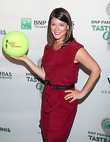 Gail Simmons attends the 13th Annual 'BNP Paribas Taste of Tennis' at the W New York.  New York City, August 23, 2012. © Diego Corredor/MediaPunch Inc. /NortePhoto.com<br />