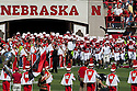 11 September 2010: The Nebraska takes the field against Idaho at Memorial Stadium in Lincoln, Nebraska. Nebraska defeated Idaho 38 to 17.