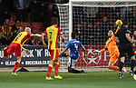Jak Alnwick saves from Connor Sammon