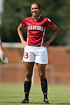 06 September 2009: Stanford's Christen Press. The Stanford University Cardinal defeated the Virginia Tech University Hokies 5-0 at UNCG Soccer Stadium in Greensboro, North Carolina in an NCAA Division I Women's college soccer game.