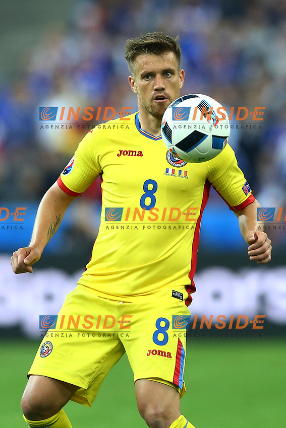 Mihai Pintilli Romania<br />Paris 10-06-2016 Stade de France football Euro2016 France - Romania  / Francia - Romania Group Stage Group A. Foto Matteo Ciambelli / Insidefoto