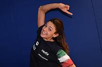 Arianna Garibotti <br /> Budapest 10/01/2020 Duna Arena <br /> Portrait Italy Women National Team <br /> Photo Andrea Staccioli / Insidefoto / Deepbluemedia